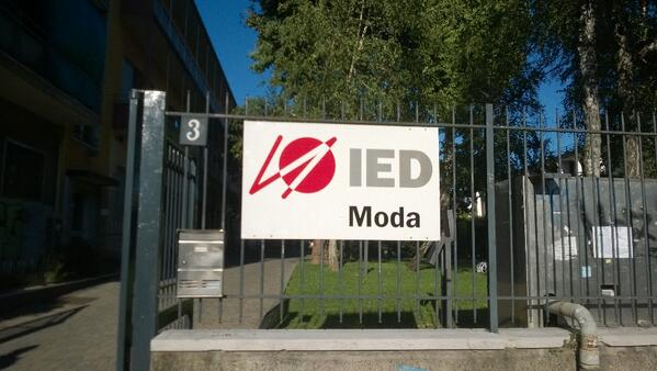 Tutto pronto per il Mashable Social Media Day a #IEDModa @IED_Milano #SMDayMI #SMDay http://t.co/gllaPOgYeK