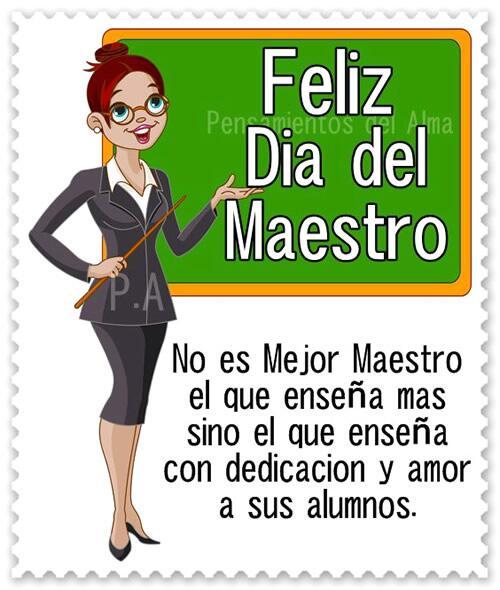 Imagenes De Feliz DIA Del Maestro