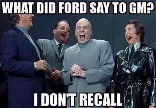 EPIC GM fail! 6 new recalls, 7.6 million cars in US