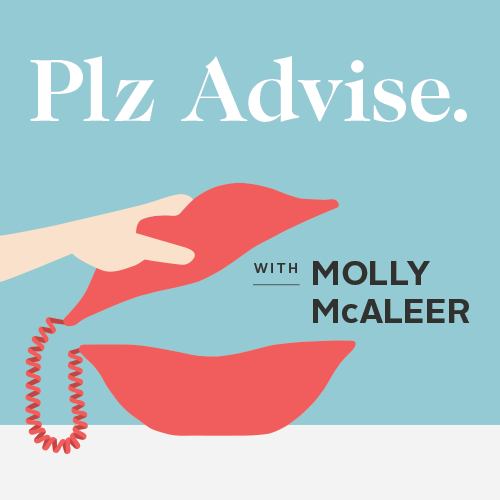 Made some artwork for @Molls new podcast @Plz_Advise. Brand new episode came out today! http://t.co/y1YERSyJ4a http://t.co/RsdrZkVTvJ