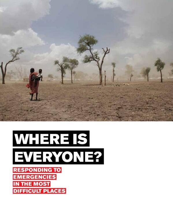 Thumbnail for Where is Everyone? Responding to emergencies in the most difficult places