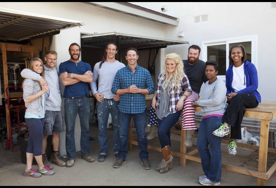 Twitter / WhitSpinks: HGTV's Flipping the Block cast! ...