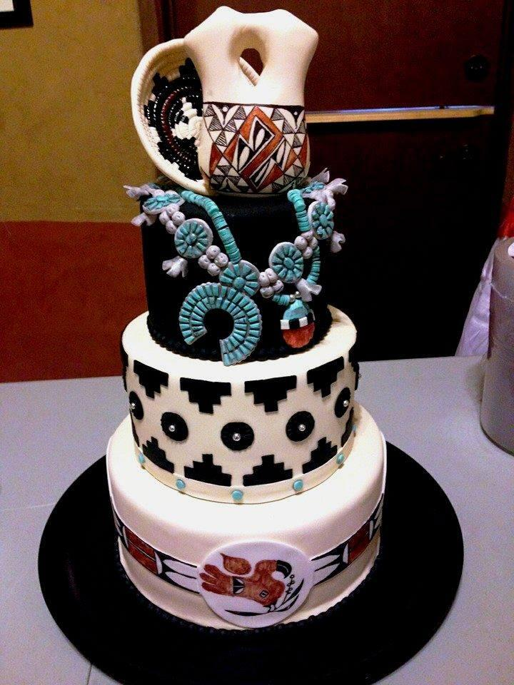 navajo wedding cakes collin on quot talented navajo pastry chef did this 17740