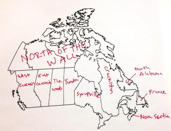 FM On Twitter Bianca Maple Syrup Fields Canadaville - Labelled map of canada