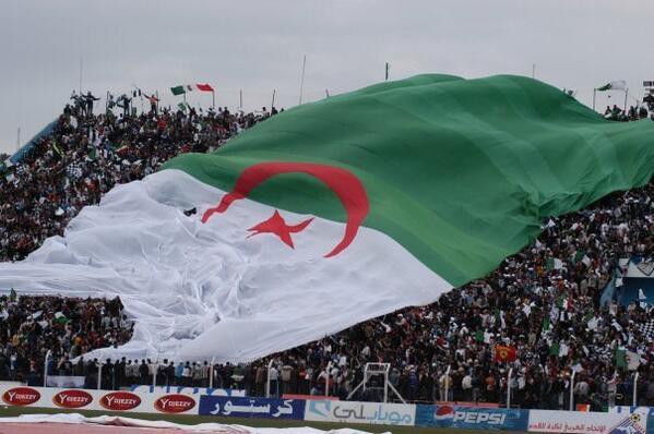 و عقدنا العزم أن تحيا الجزائر !!  فاشهدوا فاشهدوا فاشهدوا http://t.co/Db4zwKe8Bt