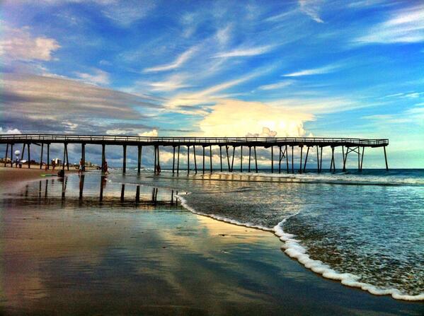 #ilm #wilmington #wilmingtonnc #WrightsvilleBeach #jasonblumenthal #jasonblumenthalphotography #ocean #crystalpier