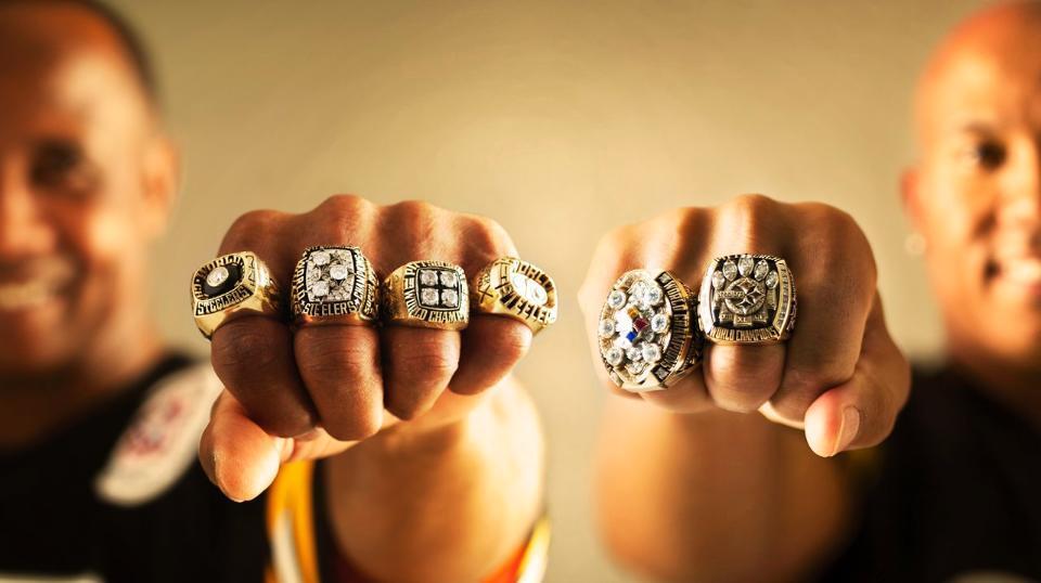 Steelers Super Bowl Ring Pics