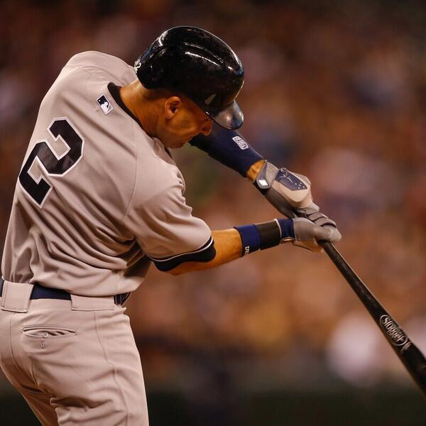 Followers to RETWEET can win their choice of player bat from @sluggernation. #MLBFC