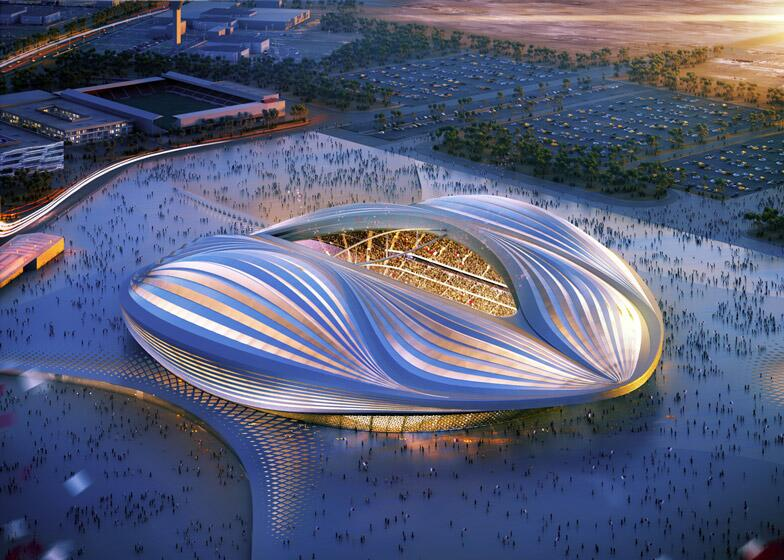 Qatar facing new allegations of slavery in World Cup stadium construction