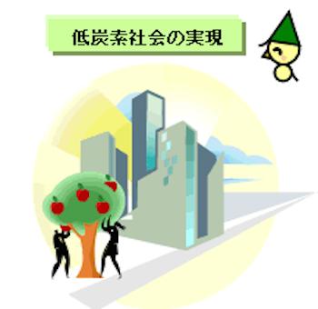 低炭素社会, 道端で気軽にリンゴもぎ取れるからはやくきてほしい http://t.co/NvTSjIVRGZ