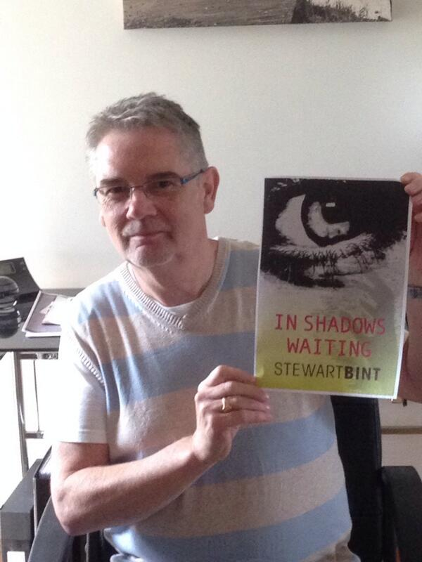 """Calling all Indie Authors: #IndieBooksBeSeen  #IARTG  Stewart Bint """"In Shadows Waiting"""". http://t.co/9bGtoX3rHo"""