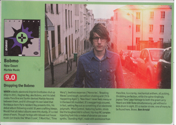 New Dawn got 9/10 on @DJmag reviews, thanks!! http://t.co/1jiJWeQ7hP