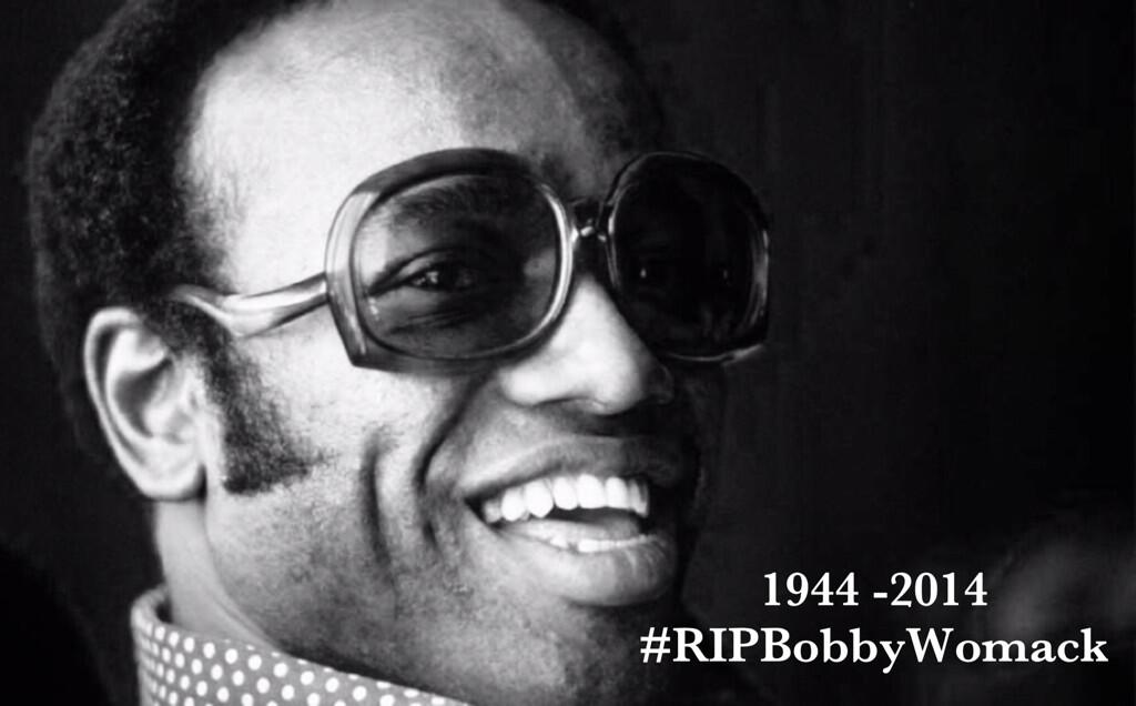 #BobbyWomack. One of the most talented and enigmatic soul singers of our time. #RIPBobbyWomack http://t.co/mfmiSqTQcC