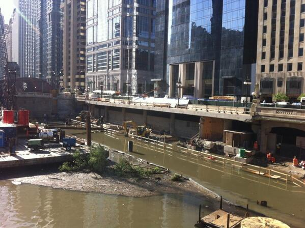 Nasty: Another Chicago River Re-Reversal Highlights Need for Climate Action