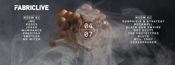 I've only gone and done a new mix for @fabriclondon ahead of this fridays ravé http://t.co/Wotnda2ODp https://t.co/TrSuJY9NZ8