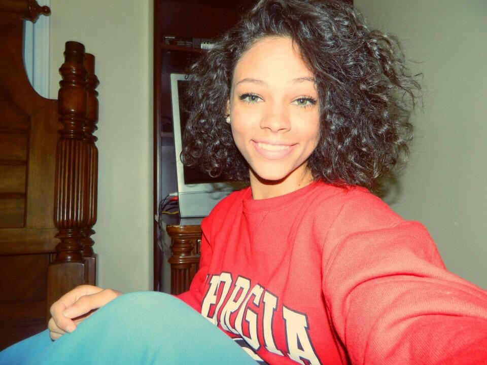 Pretty Girls With Swag And Curly Hair Tumblr 50994 Loadtve