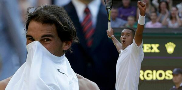 Nadal 19 yaşlı tennisçiyə məğlub oldu