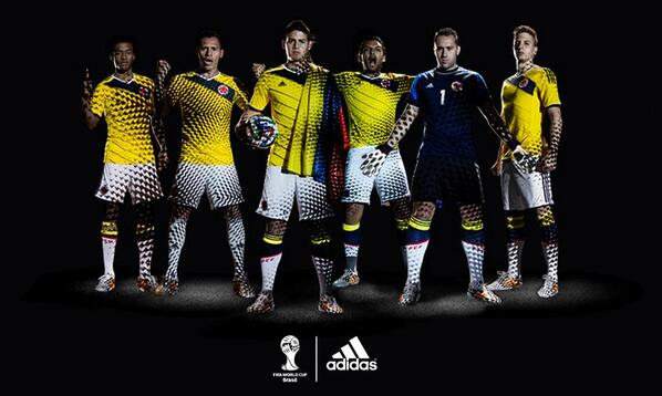 adidas colombia