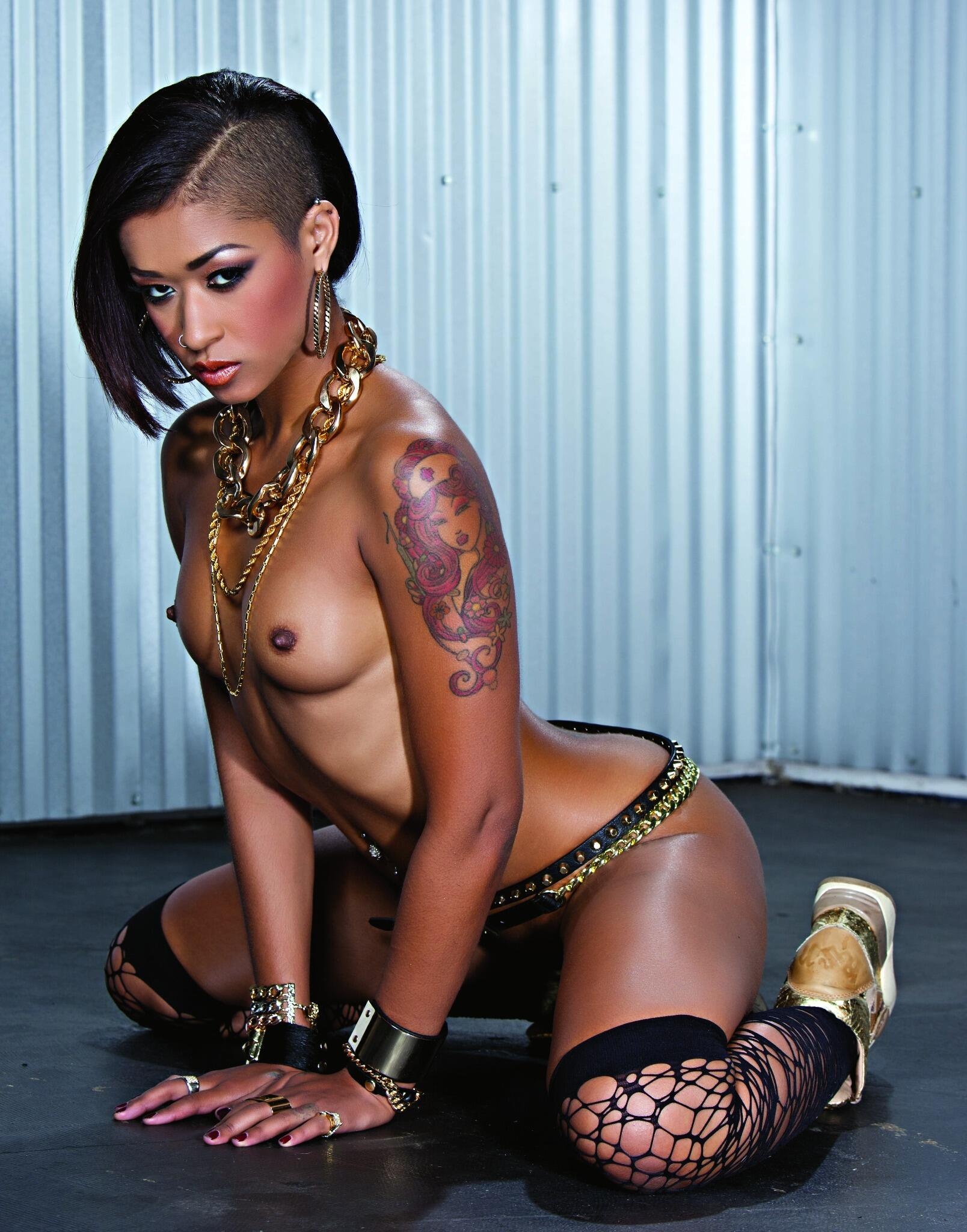 Skin Diamond Photoshoot