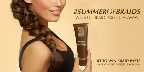 It's day TWO of our #SummerofBraids Giveaway. RT now for a chance to win #BraidPaste! http://t.co/c1nEqVJ5hl