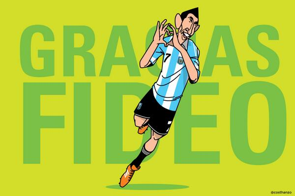 #GRACIASFIDEO http://t.co/wuuW2OVqSg http://t.co/dTw9GLdPbl