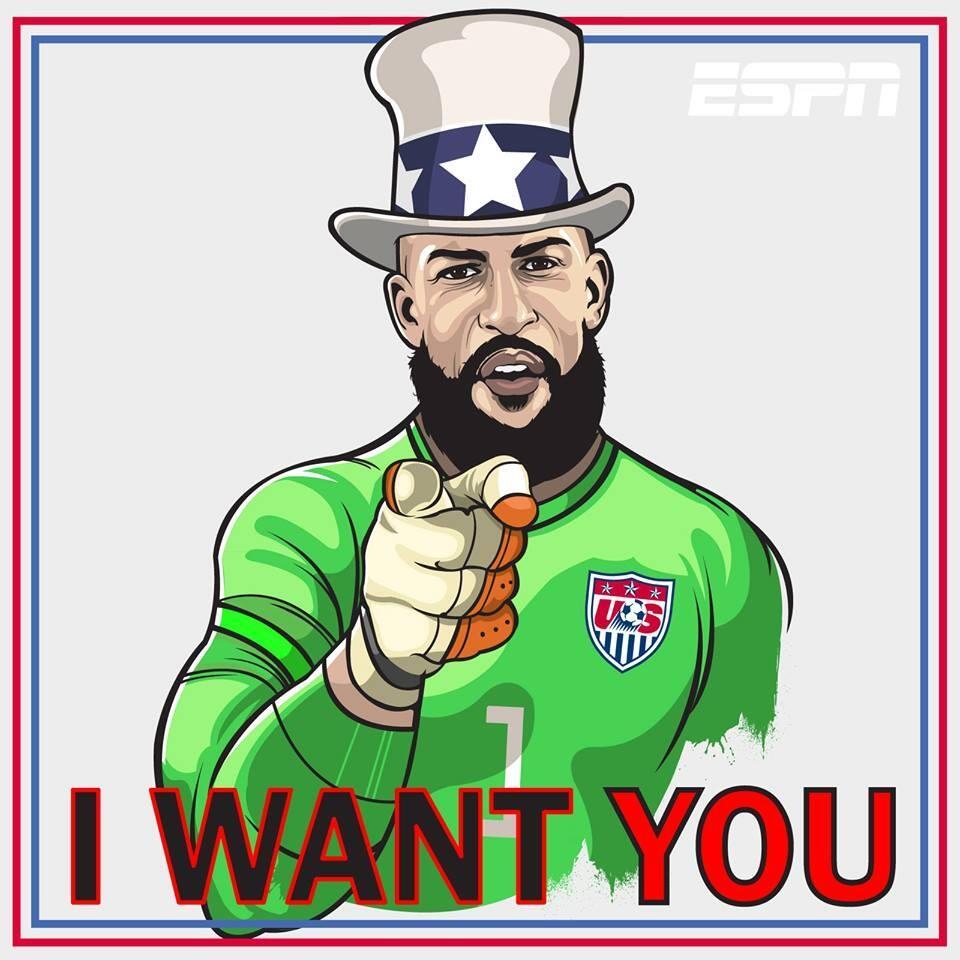 #ThingsTimHowardCouldSave. Как вратарь сборной США стал национальным героем - изображение 20