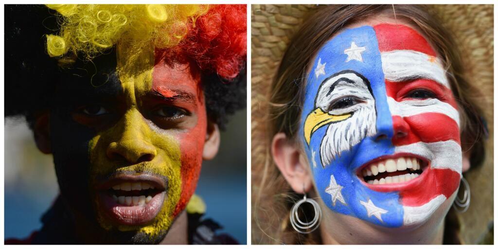 مباراة بلجيكا أمريكا مونديال البرازيل 2018 لمباراة بلجيكا أمريكا مونديال البرازيل 2018
