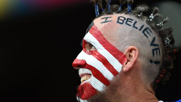 LIVE: #BEL kick off the 2nd half of #BELUSA in Salvador for #WorldCup Round of 16. #Joinin - http://t.co/prPKNVZWmk http://t.co/qqge8b9tWT