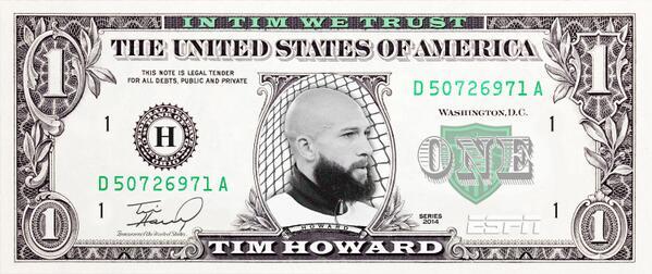Tim Howard. So money. http://t.co/vINmrsK5ON