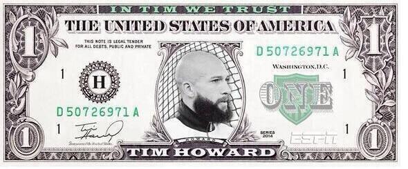 #ThingsTimHowardCouldSave. Как вратарь сборной США стал национальным героем - изображение 19