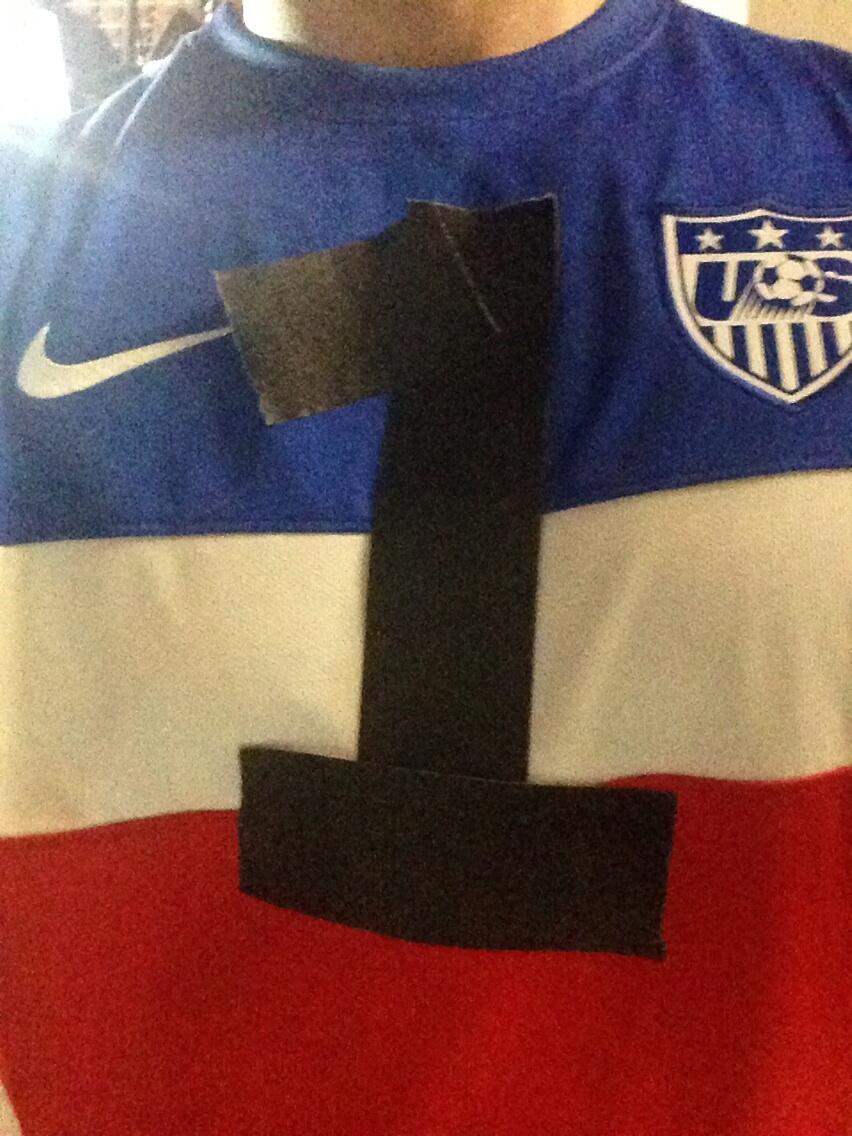 Twitter / ChrisCuomo: Stands for #onenationoneteam, ...