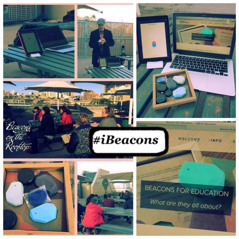 Twitter / jnxyz: #Slide2learn chat Re: #iBeacons ...