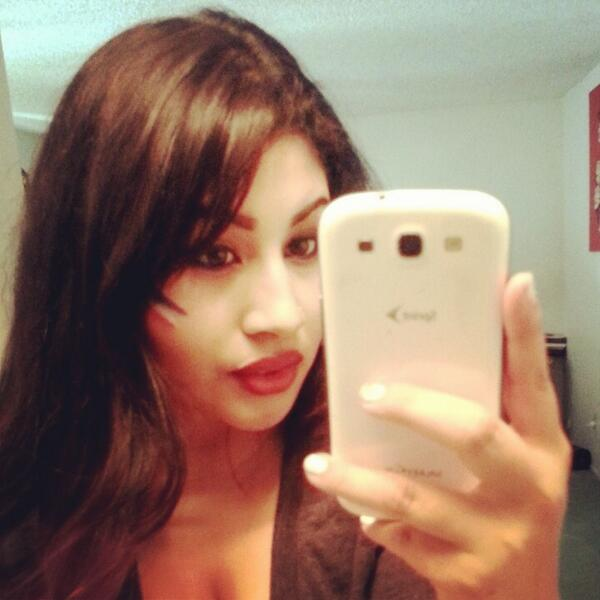 My latina gf
