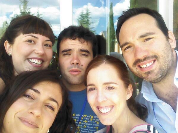 Fin del encuentro de Galapagar! Buen momento para conocernos entre nosotros. @epxavier #javes2014 http://t.co/ODe2TUpWrJ