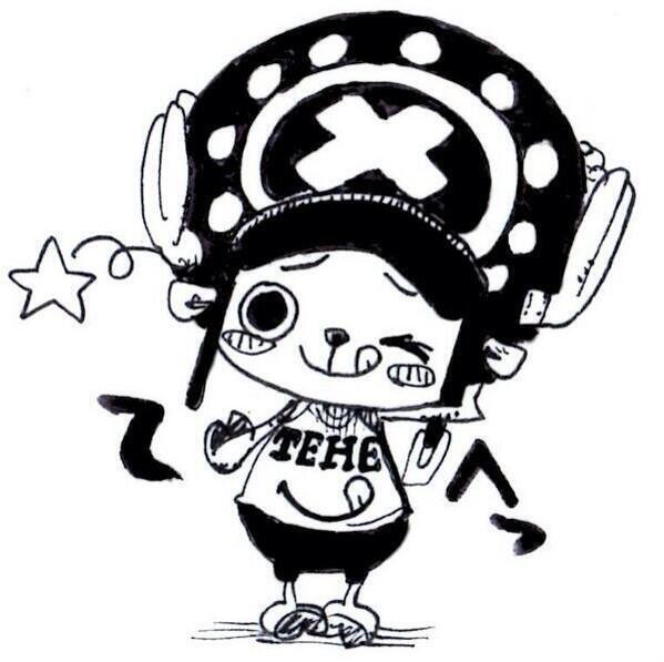 ワンピース絵師ponio On Twitter One Pieceのlineスタンプ