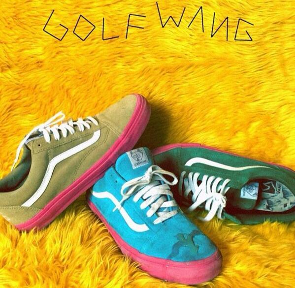 Vans Golf Wang Tyler The Creator