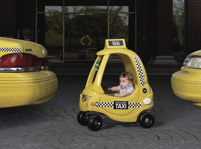 фотографии смешных таксистов