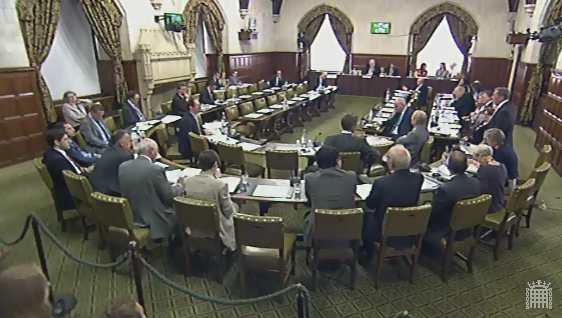 MPs debate changes to Disabled Students' Allowances in Westminster Hall