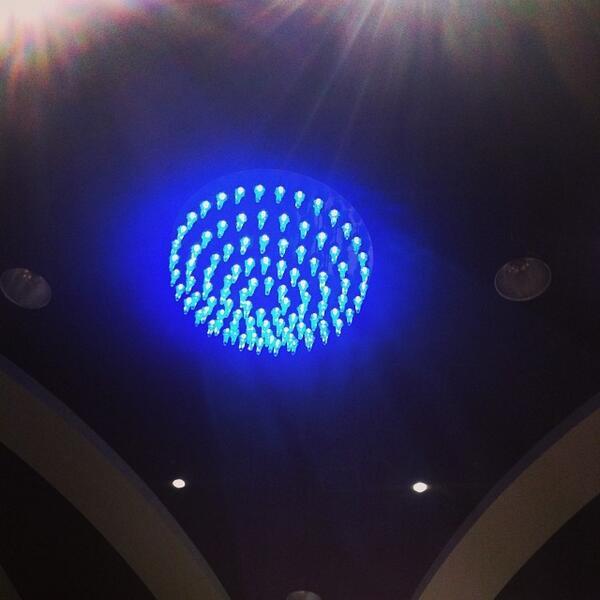 Lots of little blue lights, one big circle #cwd #masterlab #diabetes #juntossomosmasfuertes http://t.co/YxvUnyBfgy