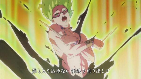 なんだよこのアニメ #幕末ROCK pic.twitter.com/GJG6WHook1