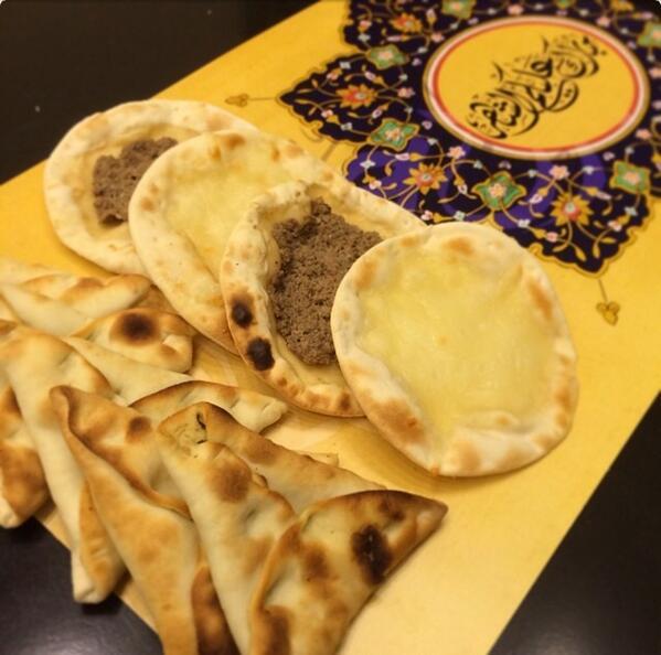 مطعم الفرن الريفي في الرياض