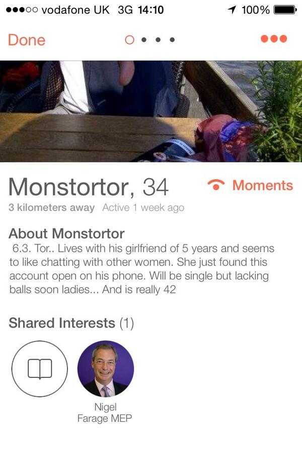 how to make the best tinder bio