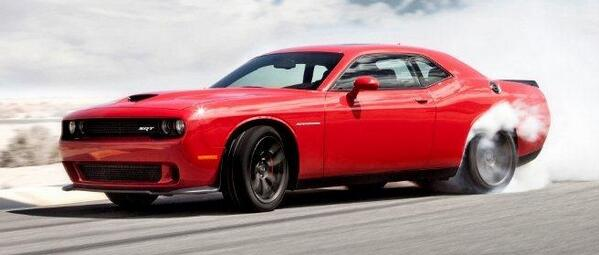 Your car feels a little underpowered? How about a 707-hp @Dodge Challenger Hellcat http://t.co/GtUIbxsfGf http://t.co/i9v80ELTcZ