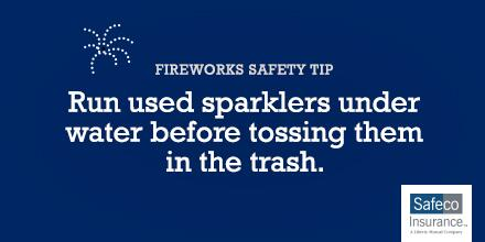 RETWEET to share this #SafetyTip for Fireworks Safety Month. http://t.co/oeK4WDuG9n http://t.co/JFR8ijGMIK