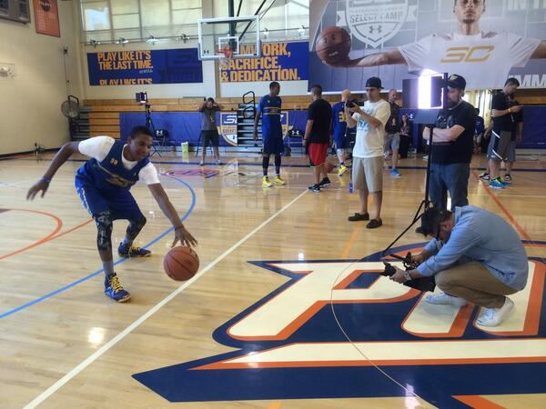 @StephenCurry30 Select Camp                @simon_Says_so Interview http://t.co/xayfOGjcxY