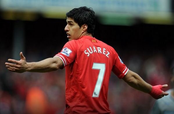 Barcelona open Luis Suarez talks with bid of more than £70 million [The Guardian]