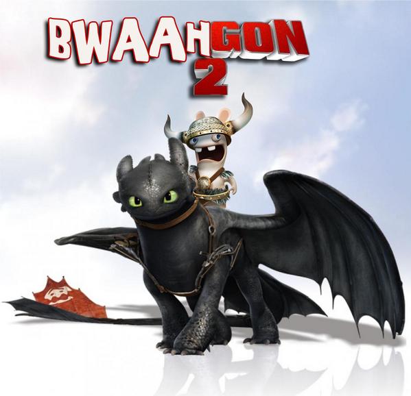 Dragons 2 [sans spoilers] DreamWorks (2014) BrjhHFPCEAAmAO2