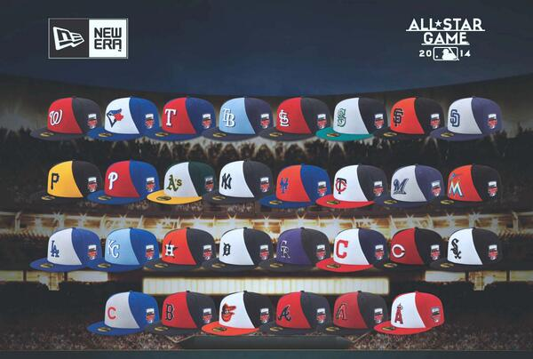 "9551c00bb29 "" MLB PR  Players will wear special cap during  ASG for 1st time. Inspired  by classic 1970s pic.twitter.com K2pOE3prIN"" boom Cascade baseball!!!"