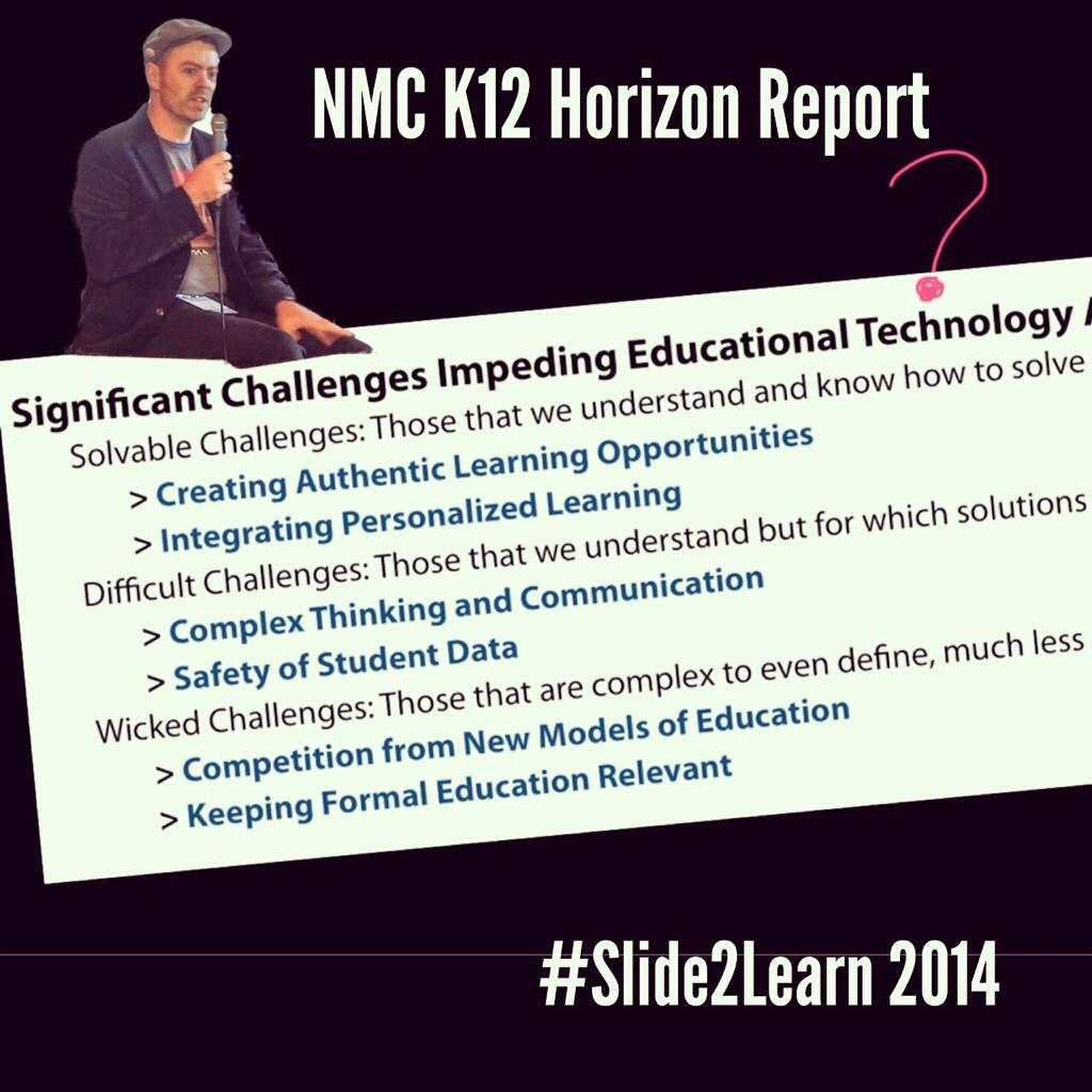 Twitter / slide2learn: Was great to combine #Slide2Learn ...