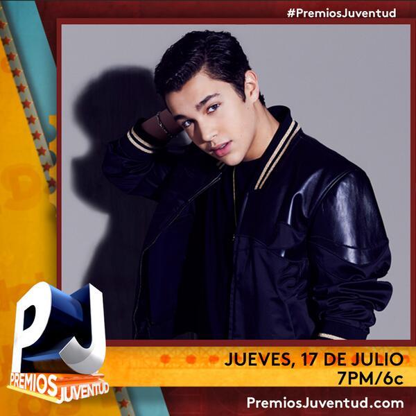 ¡#Mahomies prepárense: @AustinMahone estará en #PremiosJuventud! RT to show him your love. http://t.co/jI7D7ZRffh http://t.co/N9u9n9HG9q